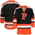 Princeton Tigers Black Hockey Jersey