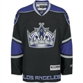 Reebok Los Angeles Kings Black Premier Hockey Jersey