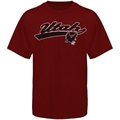 Southern Utah Thunderbirds Maroon Logo Script T-shirt