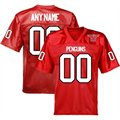 Youngstown State Penguins Personalized Fashion Football Jersey - Red