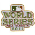 2011 World Series Fall Classic Collector Patch