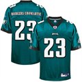 Reebok Dominique Rodgers-Cromartie Philadelphia Eagles Replica Jersey - Midnight Green