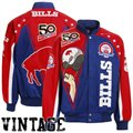 Buffalo Bills Royal Blue Legacy Vintage Heavyweight Canvas Jacket