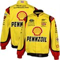 Kurt Busch Yellow Twill Replica Driver Jacket