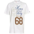 New Era Hampton Pirates White Honor Number Premium T-shirt