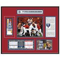 Texas Rangers 2010 ALCS Champions Ticket Frame