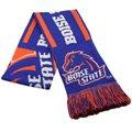 Boise State Broncos Royal Blue Team Fringed Knit Scarf