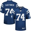 Reebok Anthony Castonzo Indianapolis Colts 2011 1st Round Draft Pick Replica Jersey - Royal Blue