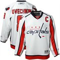 Reebok Alexander Ovechkin Washington Capitals Edge Premier NHL Player Jersey - White
