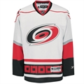 Reebok Carolina Hurricanes White Premier Hockey Jersey