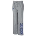adidas McNeese State Cowboys Ladies Ash Word Plus Fleece Pants