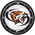 Pacific Tigers Round Wall Clock