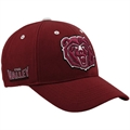 Top of the World Missouri State University Bears Maroon Triple Conference Adjustable Hat