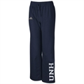 adidas New Hampshire Wildcats Ladies Navy Blue Word Plus Fleece Pants
