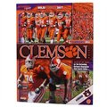 Clemson Tigers vs. Auburn Tigers 2011 Solid Orange Day Program