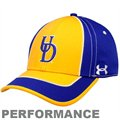 Under Armour Delaware Fightin' Blue Hens Gold-Royal Blue 2011 Sideline Performance Adjustable Hat