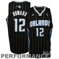 adidas Dwight Howard Orlando Magic Revolution 30 Swingman Performance Jersey - Black