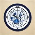 San Diego Toreros Dimension Wall Clock