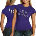 Nike Colorado Rockies Ladies Purple Local T-shirt