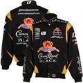 Matt Kenseth Black Twill Replica Driver Jacket