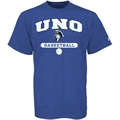 Russell New Orleans Privateers Royal Blue Basketball T-shirt