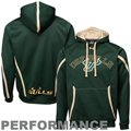 Under Armour South Florida Bulls Green 2011 Sideline Pullover Performance Hoodie Sweatshirt