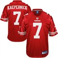 Reebok Colin Kaepernick San Francisco 49ers Replica Jersey - Scarlet