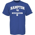 Russell Hampton Pirates Royal Blue Basketball T-shirt