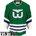 CCM Hartford Whalers Team Classic Premier Hockey Jersey-Green