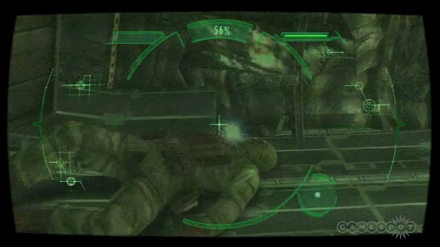 Resident Evil: Revelations - A Dire Wolf Problem Gameplay (Xbox 360)