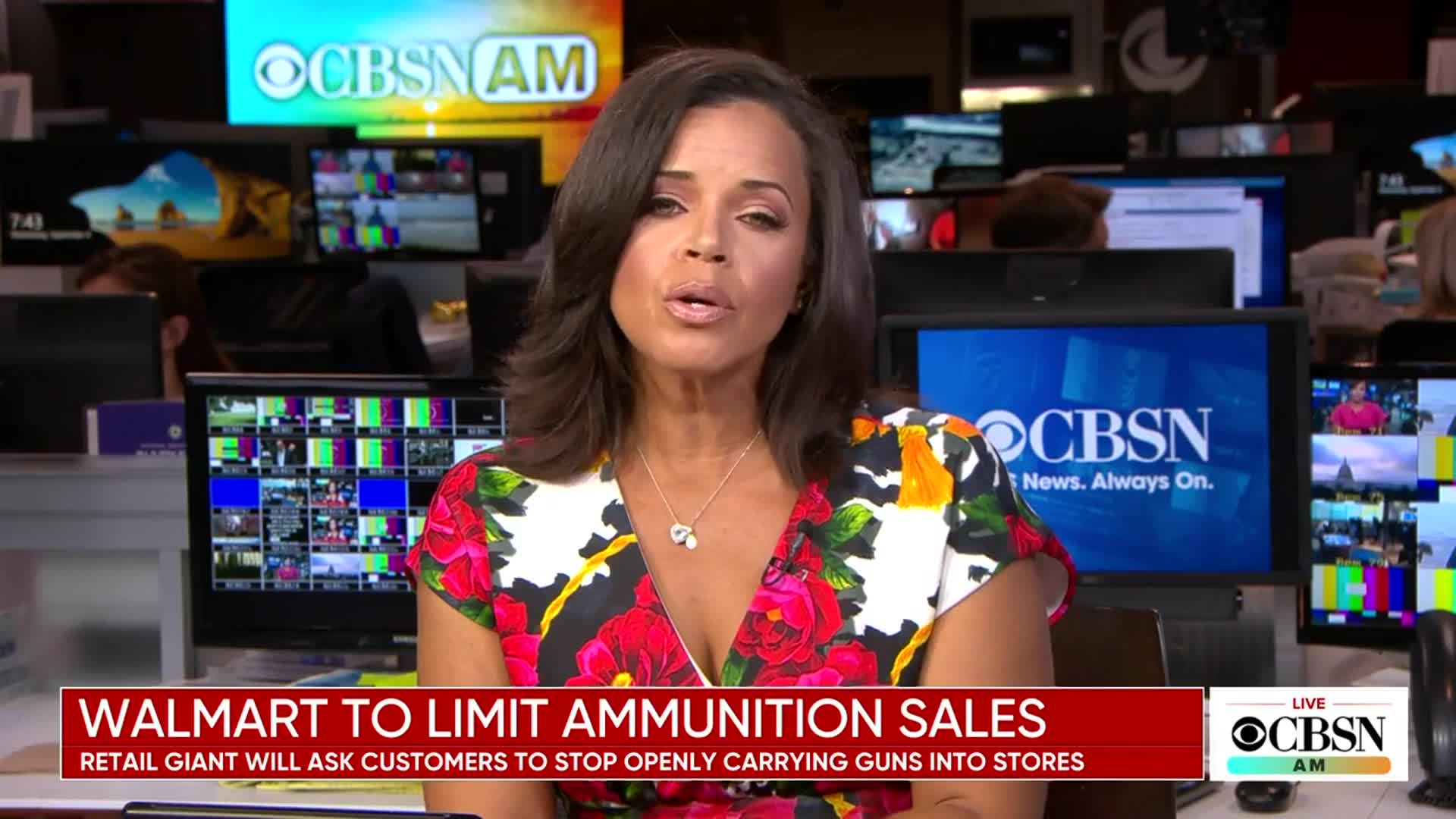 Walmart to stop some ammunition sales [Video]