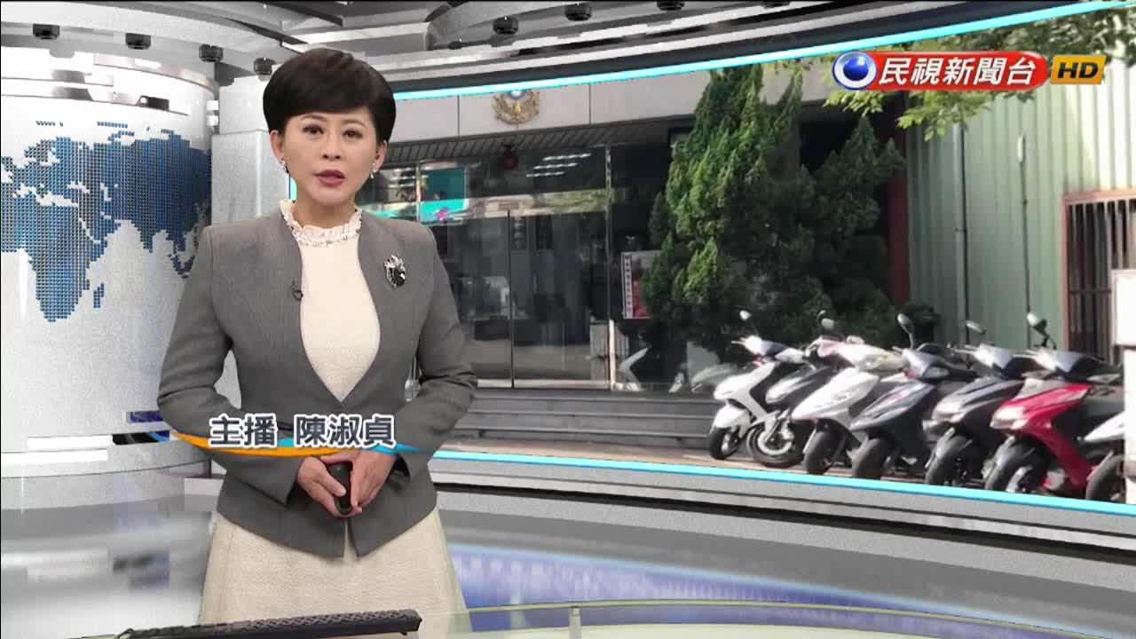 值班趴桌一動也不動 新竹26歲警員猝逝