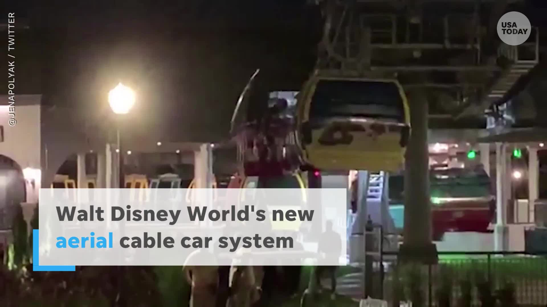Disney World moves on from Skyliner mishap, touts 1 million riders