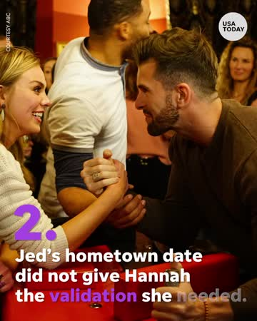 The Bachelorette finale: Hannah reveals what really happened in windmill with Peter
