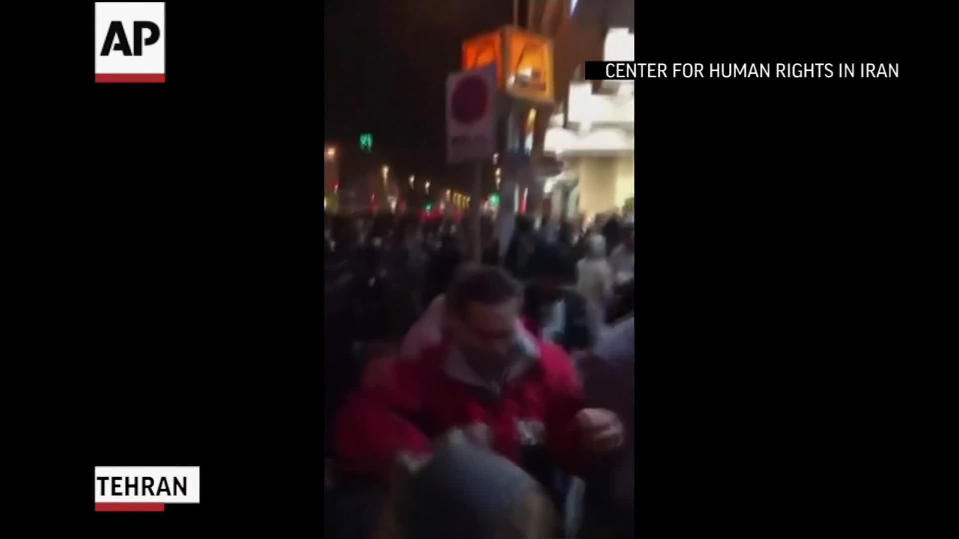 Our enemy is right here! Videos show Iran protesters fleeing tear gas, live bullets as protests grow