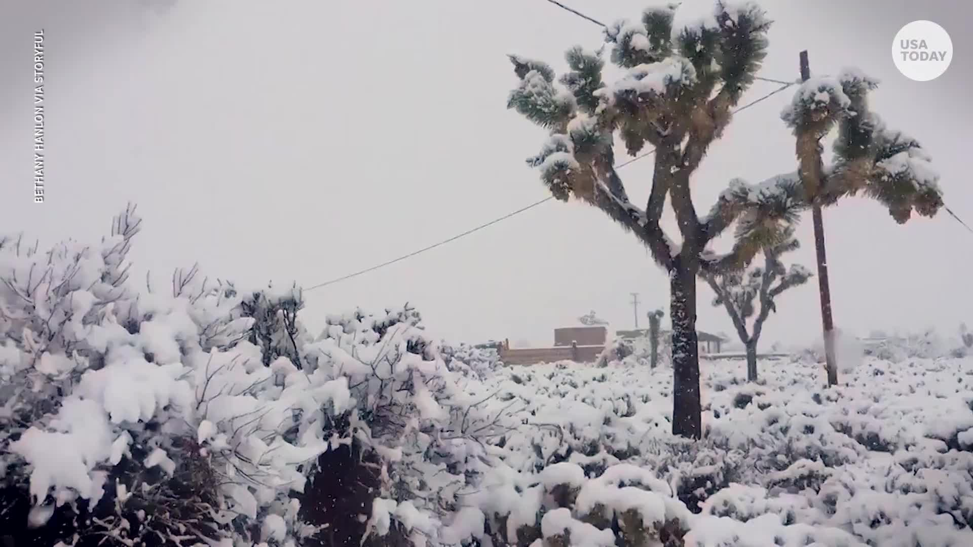 Plains, Upper Midwest brace for major winter storm barreling out of Southern California
