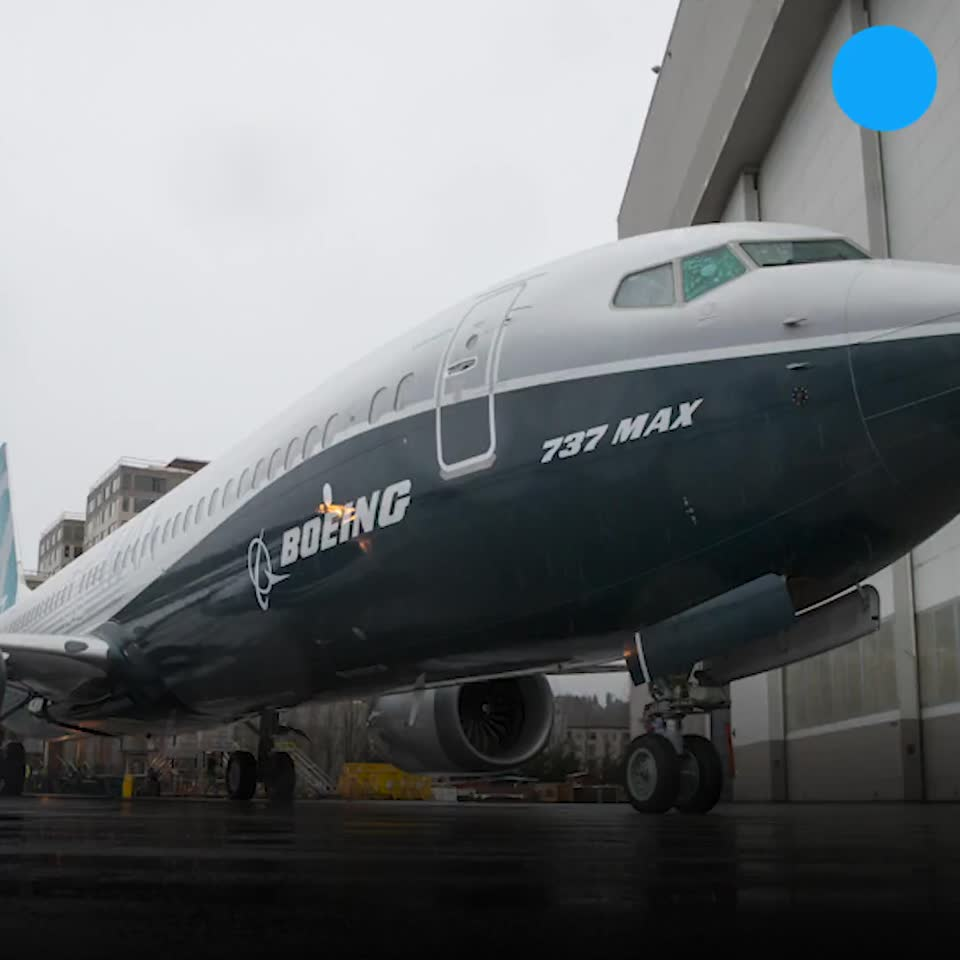 Boeing reveals new very disturbing documents on 737 Max jetliner to FAA, Congress