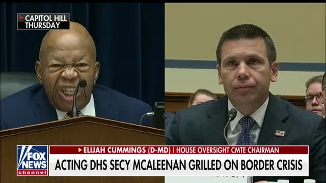 National Border Patrol Council official says Rep. Cummings is not telling the truth about migrant facilities