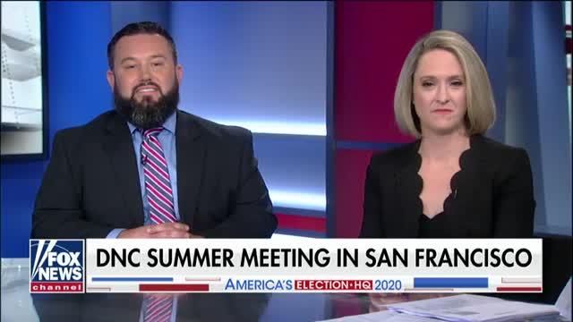 2020 Democratic presidential field begins to shrink