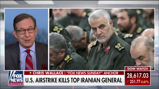 Chris Wallace: Bush, Obama didnt take out Soleimani out of concern over how Iran would respond