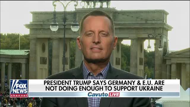 Amb. Richard Grenell on whistleblower complaint, Germanys support for Ukraine