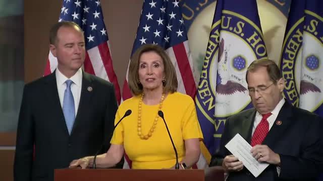 Top House Democrats react to Robert Muellers congressional testimony