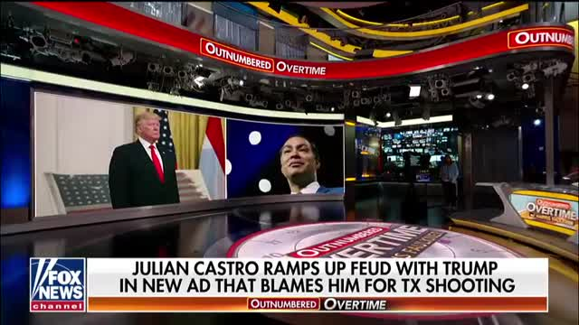 Julian Castro says Americans were killed because of Trump in new ad