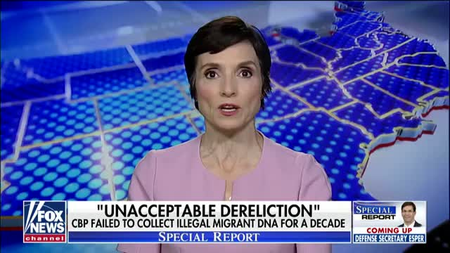 Government watchdog claims DNA lapse by CBP allowed violent migrants to elude detection