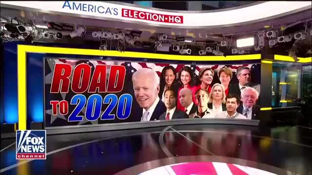 Lineup for next Democratic presidential debate revealed