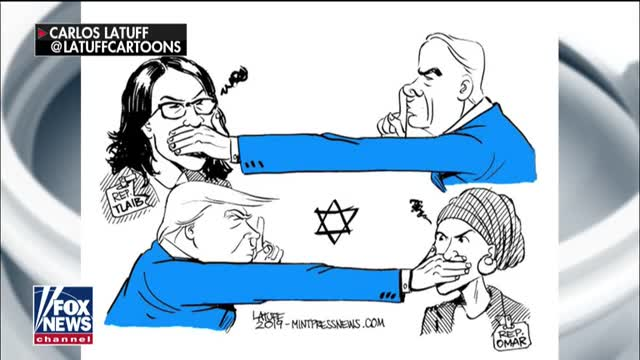Rep. Jerry Nadler slams growing anti-Semitism, condemns cartoon shared by Omar and Tlaib
