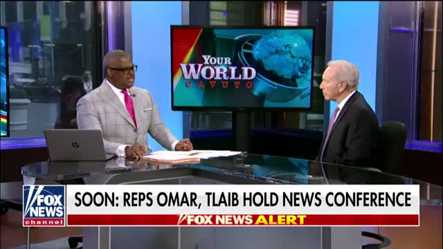 Joe Lieberman says feud between Israel and Reps. Omar and Tlaib is a quagmire for US-Israeli relations
