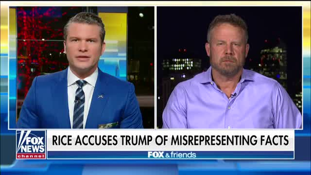 Susan Rice accuses President Trump of misrepresenting Soleimani facts