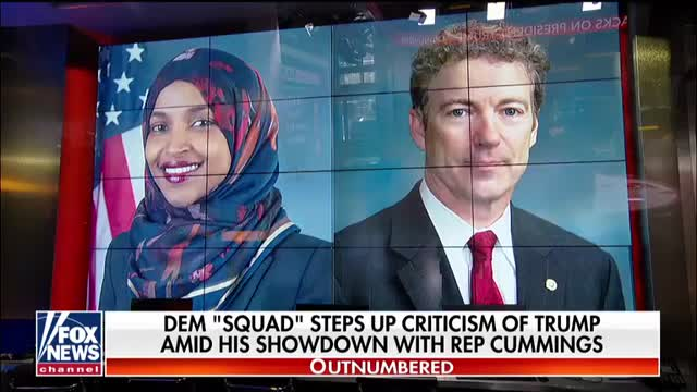 Ilhan Omar hits back at Rand Paul with retweet mocking assault on senator
