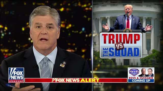 Hannity: Love it or leave it is not the same as send her back